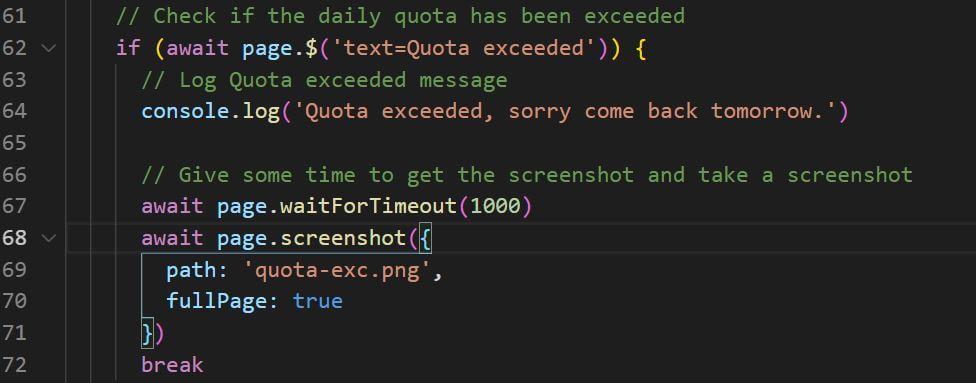 prettier vscode extension example